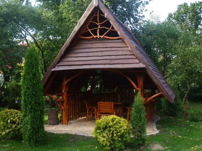 Meble Ogrodowe Drewniane Grodzisk Mazowiecki : Drewniane Altany Ogrodowe Pictures to pin on Pinterest